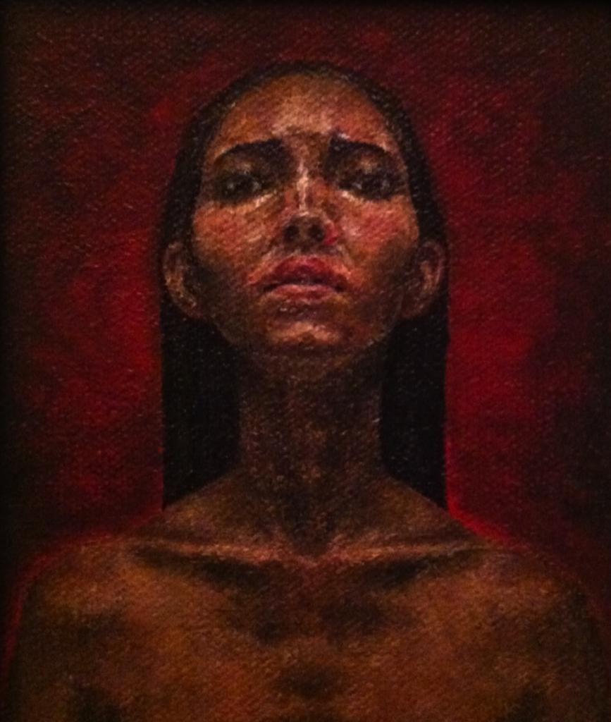 Acrylic on Canvas | 2014